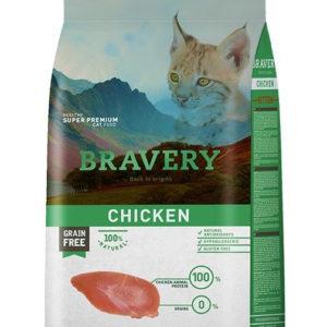 BRAVERY cat   KITTEN - 2 kg