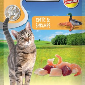 MACs  cat  kapsa KACHNA/KREVETY - 100g