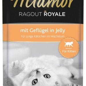 MIAMOR kapsa Ragout Royale KITTEN  100g - Hovězí