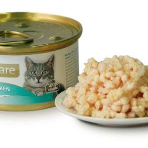 BRIT CARE cat konzerva  KITTEN CHICKEN - 80g