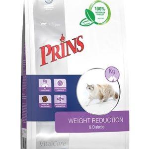 PRINS VitalCare Veterinary Diet WEIGHT REDUCTION & Diabetic - 5 kg