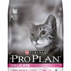 PRO PLAN cat  DELICATE turkey - 10kg