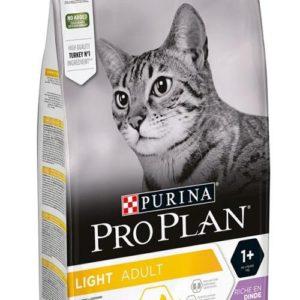 PRO PLAN cat  LIGHT turkey - 10kg
