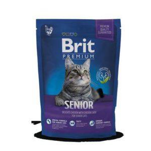 BRIT cat SENIOR - 8kg
