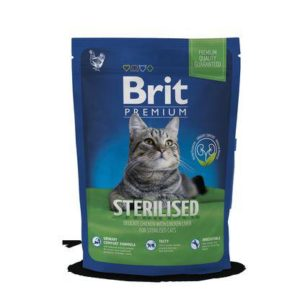 BRIT cat STERILISED - 8kg