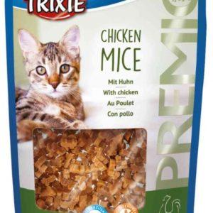 PREMIO Chicken Mice - kuřecí kousky ve tvaru myšek - 50g