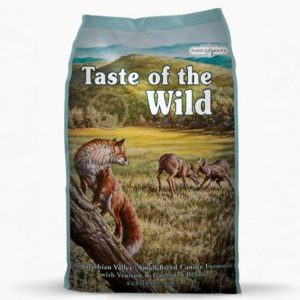 TASTE WILD  appalachian VALLEY  SMALL BREED - 2x13kg