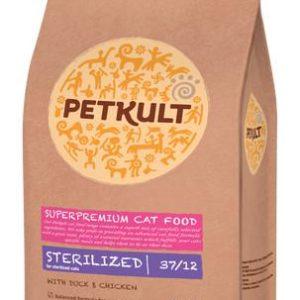 PETKULT  cat   STERILIZED - 2x7kg