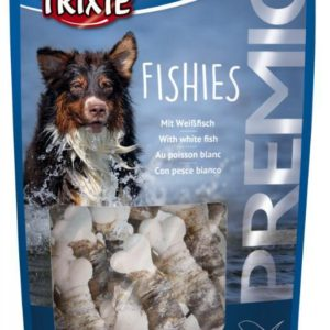 Trixie dog FISHIES - 100g