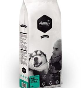 AMITY premium dog HIGH PERFORMANCE - 2 x 15kg
