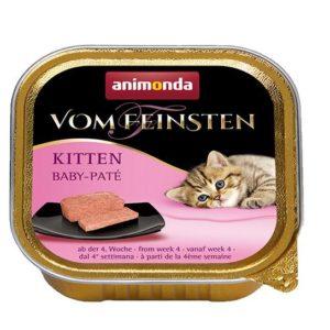 ANIMONDA cat paštika   KITTEN 100g - Drůbeží