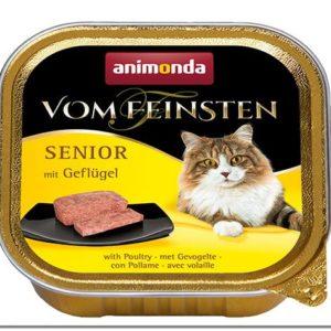 ANIMONDA cat paštika  SENIOR 100g - Jehněčí