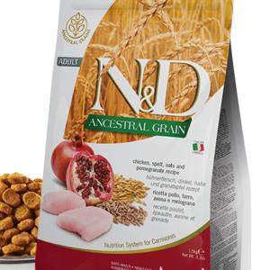 N&D LG cat ADULT CHICKEN / POMEGRANATE - 10kg