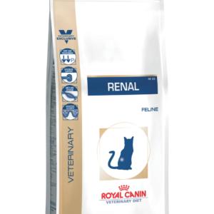Royal Canin Veterinary Diet Cat Renal - 4kg
