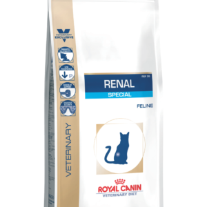 Royal Canin Veterinary Diet Cat Renal Special - 4kg