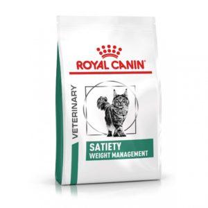 Royal Canin Veterinary Health Nutrition Cat Satiety - 3