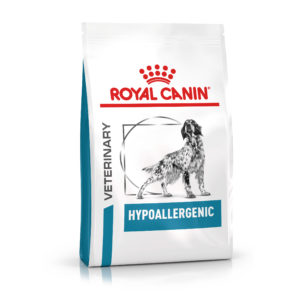Royal Canin Veterinary Health Nutrition Dog Hypoallergenic - 14kg