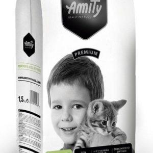 VZOREK - AMITY cat KITTEN - 80g