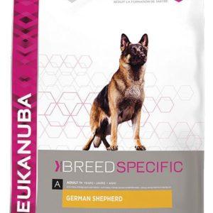 EUKANUBA GERMAN SHEPHERD - 12kg