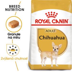 Royal Canin Chihuahua Adult - granule pro dospělou čivavu - 3kg