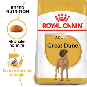 Royal Canin Great Dane Adult - granule pro německou dogu - 12kg