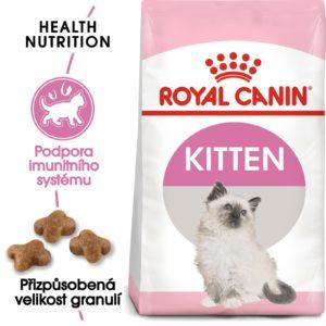 Royal Canin KITTEN - granule pro koťata - 2kg