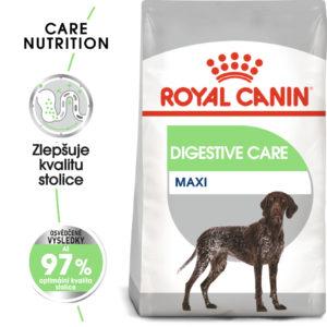 Royal Canin Maxi Digestive Care - granule pro velké psy s citlivým trávením - 10kg