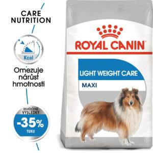 Royal Canin Maxi Light Weight Care - dietní granule pro velké psy - 10kg