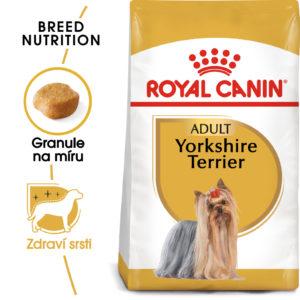 Royal Canin Yorkshire Adult - granule pro dospělého jorkšíra - 7