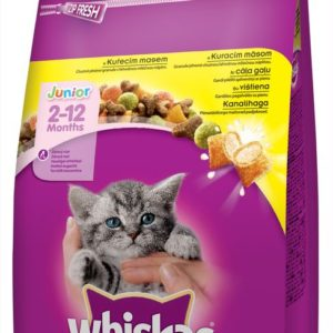 WHISKAS suché JUNIOR - 14kg