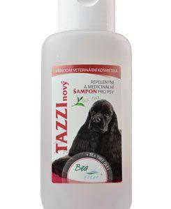 antipar. šampon TAZZI pro psa s čajovým olejem - 310ml