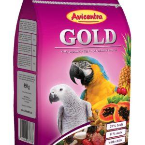Avicentra  GOLD  velký papoušek - 15kg