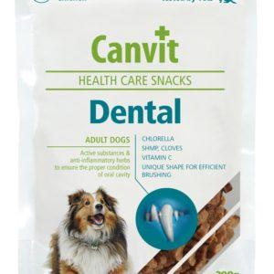 CANVIT dog snacks DENTAL - 200g