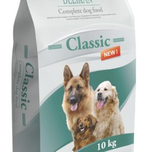 DELIKAN dog CLASSIC - 10kg