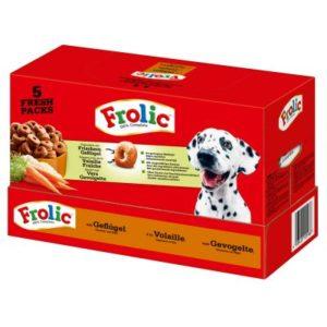 FROLIC DRŮBĚŽÍ + zelenina - 7