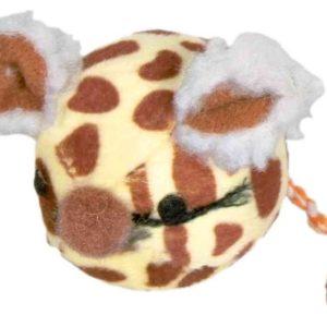 HRAČKA míček s myším obličejem - 4