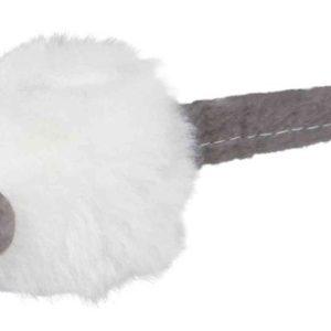 HRAČKA mikročipová myš se zvukem