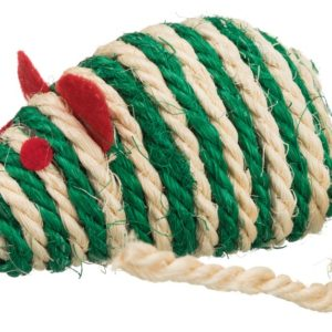 HRAČKA myš SISALOVÁ - 10cm