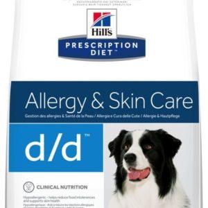 Hills Canine  d/d duck/rice (dieta) - 12kg