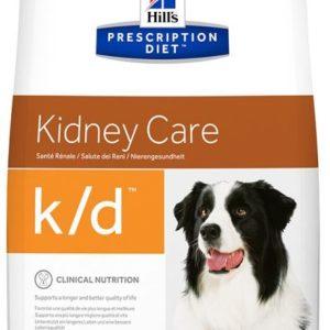 Hills Canine k/d (dieta) - 12kg
