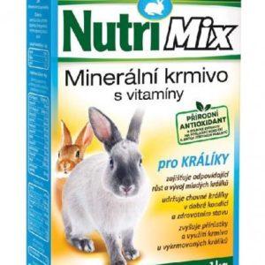Nutrimix  KRÁLÍK - 1kg