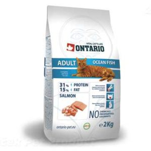 ONTARIO cat  ADULT ocean/fish - 10 kg
