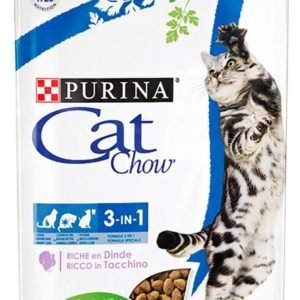 PURINA cat chow  3in1 - 15kg