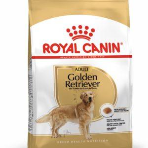Royal Canin Golden Retriever Adult - granule pro dospělého zlatého retrívra - 12kg