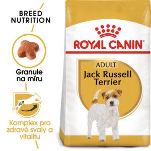 Royal Canin Jack Russell Adult - granule pro dospělého jack russell teriéra - 3kg