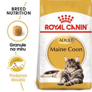 Royal Canin Maine Coon Adult - granule pro mainské mývalí kočky - 10kg