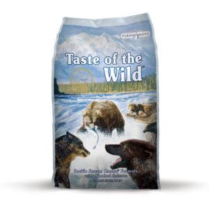 TASTE WILD pacific STREAM - 13kg