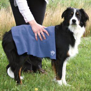 Trixie  dog TOP-FIX supersavý ručník - 50x60cm