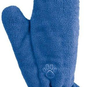 Trixie  dog TOP-FIX vysoušecí rukavice - 28x18cm