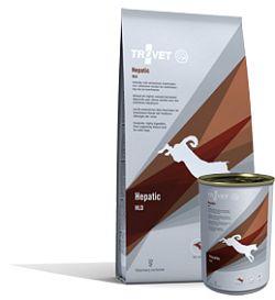 Trovet dog (dieta) Hepatic HLD - 12